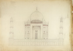 The Taj Mahal, Agra 3256